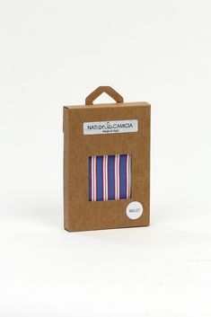 New packaging wallet front SS2014