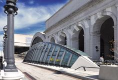 Gallery - Union Station Bicycle Transit Center / KGP design - 1