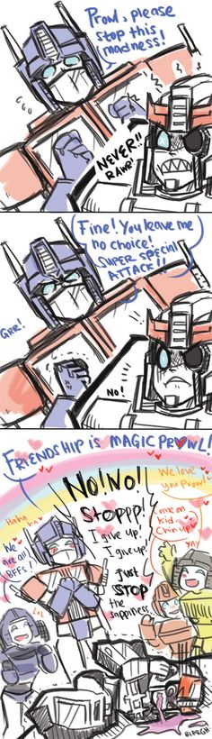 "Never stood a chance by BrokenDeathAngel on DeviantArt<<<I remember this issue of Combiner wars I loved Prowls quote. ""People will always fail you, Optimus. ALWAYS. Heart doesn't win battles. Feeling don't win wars. Calling them friends or pawns changes nothing, they are failing us, RIGHT NOW!"" Somebody needs to say this to twilight sparkle"