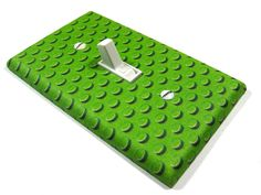 lego bedrooms | Green Lego Bedroom Decor Light Switch Cover Boys Nursery Decoration ...