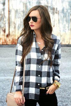 GiGi New York | For All Things Lovely Fashion Blog | Stone Madison Crossbody