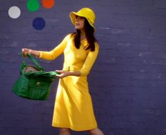 I popped by the Kate Spade website and was delighted to find a fun and colorful video introducing spring. Polka Dot Party, Dresses For Work, Summer Dresses, Personal Branding, Playing Dress Up, Campaign, Kate Spade, Seasons, Chic