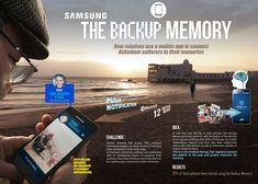 Cannes Lions International Festival of Creativity Award Winners Overview 2015 Advertising Awards, Clever Advertising, Cannes, Memory App, Digital Board, Concept Board, Mobile App Design, Outdoor, Samsung