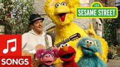 Sesame Street: Outdoors with Jason Mraz. This would go well with Habit 7: Sharpen the Saw.