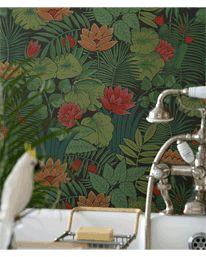 Reverie Jungle från Little Greene