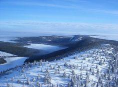 Ruka ski center