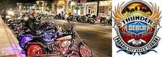 2013 Thunder Beach Bike Rally   Next up, Thunder Beach Rally in Panama City!