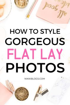 Check out flat lay photography tips and ideas to improve your blog and Instagram photos! This complete guide to taking the perfect flat lay photo includes ways to improve your images plus 7 steps to shooting a gorgeous photo. Whether your niche is fashion, food, or mom life, you'll find the right tips for next level flat lays here! #flatlayphotography #photography #photographytips #instagram #instagramtips Flat Lay Photography, Photography Tips, Flat Lay Photos, Assistant Jobs, Virtual Assistant, Perfect Image, Instagram Tips, Blogging For Beginners, Photo Tips