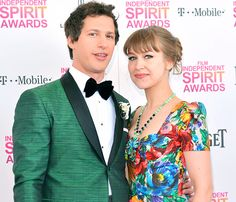 Andy Samberg is engaged to Joanna Newsom. The former SNL comedian made the announcement he is engaged to the indie singer. Celebrity Couples, Celebrity News, Indie Singers, I Loved You First, Engagement Humor, Irish Fashion, Andy Samberg, Bachelorette Party Themes, Latest Gossip