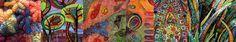 Folt Bolt - the colorful art palette | Atsuko Sasaki - Taneno