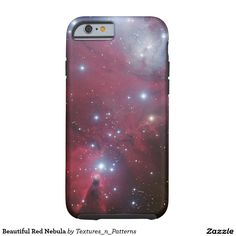Beautiful Red Nebula Tough iPhone 6 Case   #nebula #red #space #science #fiction #cosmos #hipster #stars #cluster #cosmic #astronomy #sky #dark #star #universe #starry #galaxy #night #rays #iphonecase #iphone