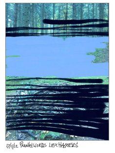 Parallel worlds. Lex Hamers 2012