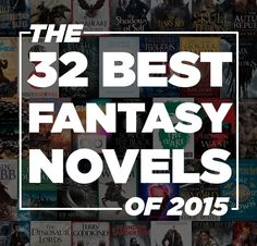 2015 has been a truly great year for fantasy, with a number of stunning debuts, startlingly original standalones, and excellent new installments in beloved series.