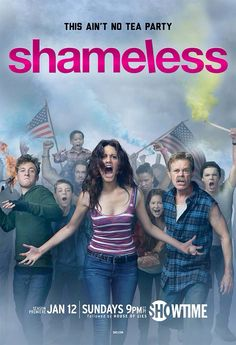 Shameless... Would absolutely love to meet this whole cast. In love... Can't wait for season 4