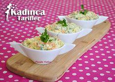 HAVUÇLU YOĞURTLU PATATES SALATASI TARİFİ http://kadincatarifler.com/havuclu-yogurtlu-patates-ezmesi-tarifi