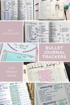 The super fun part of your bujo is the trackers and collections! Choose from our HUGE list of bullet journal ideas 2020. So many things to track in your bullet journal you might not have thought of! Bullet Journal Tracking, Bullet Journal Hacks, Best Planners, Planner Organization, Cover Pages, Printable Planner, Journal Ideas, Bujo, Collections