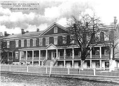 Somerset, Pennsylvania - PA Somerset Poor House