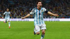 Lionel Messi (ARG) - 2nd Goal -  Argentina vs Bosnia & Herzegovina 2-1 - Group F 15 June 2014