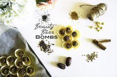 Beauty Bliss Bombs | Chia Seed-Cacao-Macadamia-Sesame Balls