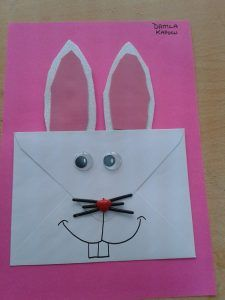 15 best envelope craft idea images on pinterest in 2018 day care