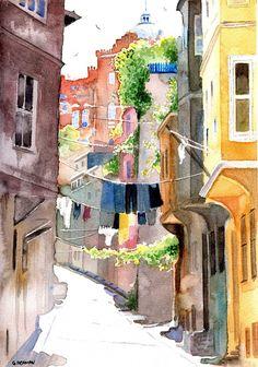 Istanbul 11 by gurkandraman.deviantart.com on @deviantART