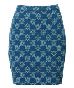 This Legion Blue Tulip Skirt by Louie et Lucie is perfect! #zulilyfinds