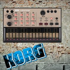 Korg VolcaKeys Analog Lead Synthesizer ---  This is the key to transform from being a good performer to a great performer!    #Korg #Synths #Synthesizer #MusicProducer #MusicProduction #Keyboard #AmericanMusical #AmericanMusicalSupply