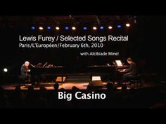 Lewis Furey Big Casino