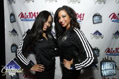 Celtics dancers at Dirty Water Friday!