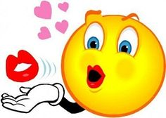 Image result for kiss emoticon