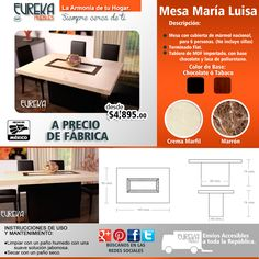 Mesa María Luisa