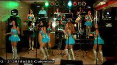 MIX TROPICAL - ORQUESTA CANELA (En Vivo) - YouTube