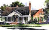 The Chipley Ridge - John Tee, Architect | Southern Living House Plans