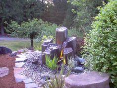 fake rocks, custom rock fountains  http://www.boulder-design.com/index.html