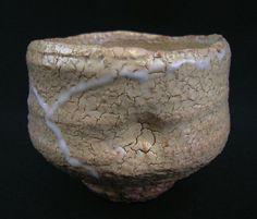 HAGI, Deishi Shibuya, Loquat glaze Tea bowl