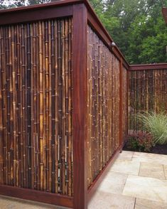 nice Privacy Fence Ideas For Your Private Garden