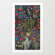 Cirque du Frique Art Print by Furakulum - $17.68