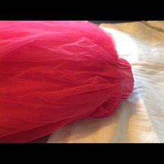 TULLE COLOR Fuschia Skirts