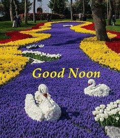 Make colorful garden! Topiary Garden, Garden Art, Topiaries, Beautiful Flowers Garden, Pretty Flowers, Amazing Gardens, Beautiful Gardens, Miracle Garden, Beautiful Places