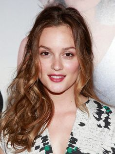 """""""I rarely wear makeup. La Roche-Posay is a favorite. The brand's products are mild and odorless. They're gentle on my skin."""" Leighton's into the Hydraphase Line and the Anthelios SX.  —Leighton Meester"""