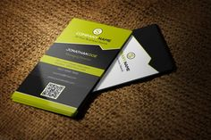 Business Card AD005 by Atlas Design on @creativemarket