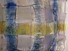 anneke kersten glass weaving 2009 Anneke Kersten: Colours, landscapes and geometric forms