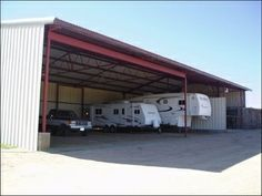 The provision of Indoor RV Storage for optimum vehicle safekeeping