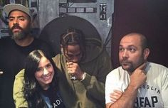 Travi$ Scott Interview with Hot 97