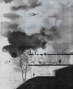 94 creative ways architectural collage