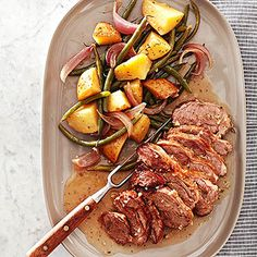 Roast Lamb -- in the crock pot