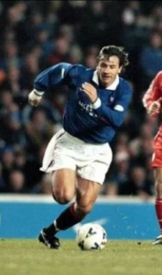 Andrei Kanchelskis of Rangers in Rangers Football, Rangers Fc, Best Club, Glasgow, Religion, History, Bears, Sports, Classic