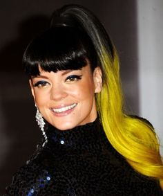 Samantha Morton hails Lily Allen for publicly opening up about.: Samantha Morton hails Lily Allen for publicly opening up… Exotic Hair Color, Latest Hair Color, Red Hair Color, Lily Allen, 2014 Trends, Neue Trends, Latest Trends, Jessica Chastain, Kylie Minogue