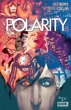 Fox 21 is adapting the graphic novel Polarity for television. What do you think? Are you familiar with the comic book?
