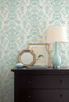 Damask. Beautiful!